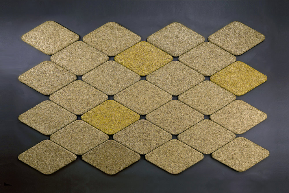 Conifer sound-absorbing materials / download high-res