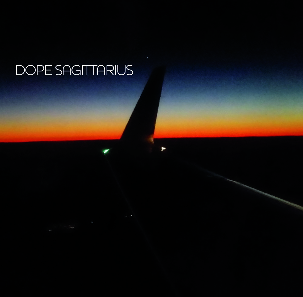 BUY NOW - THE MUCH  ANTICIPATED NEW ALBUM FROM DOPE SAGITTARIUS IS FINALLY HERE. ENJOY THE FUNKY GROOVES JULY 15TH