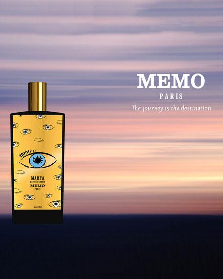 Marfa - Memo Paris - Arte Profumo - Shop online