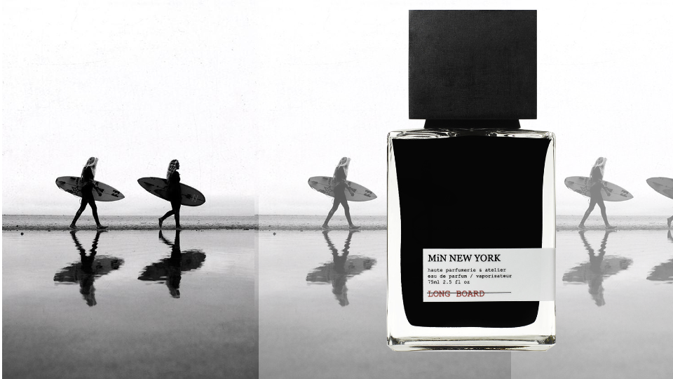 min new york parfum long board