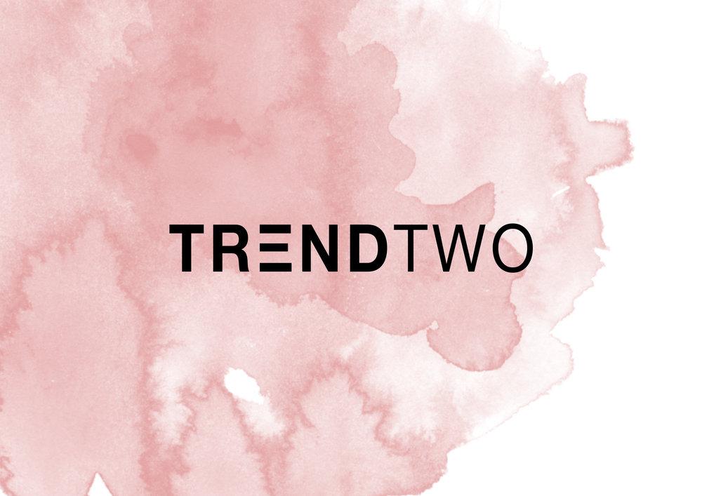 TrendTwo.com Branding