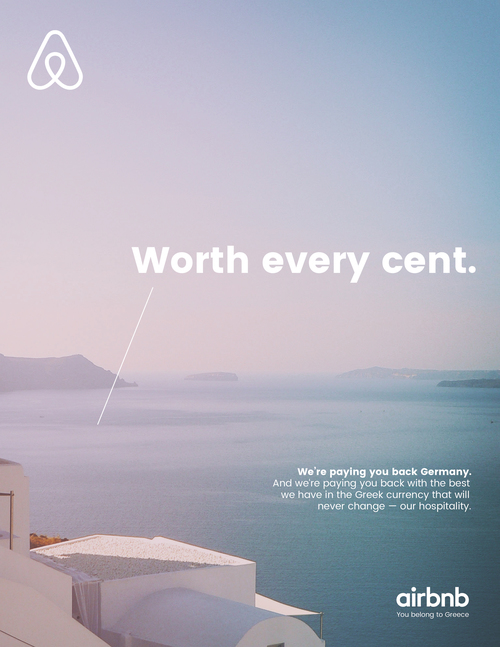 Existing Airbnb ads