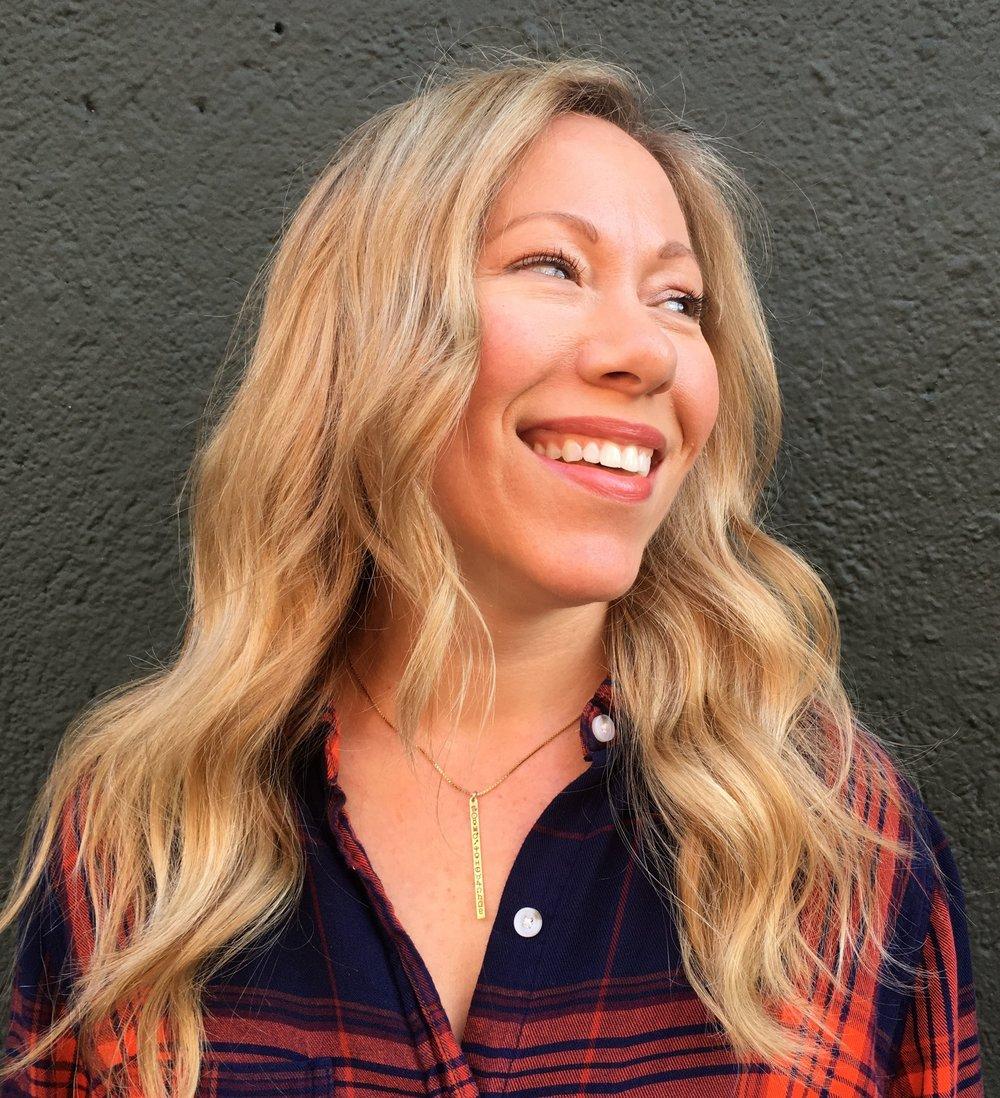 Kristin Rath, founder of JoySpeak, LLC © 2018
