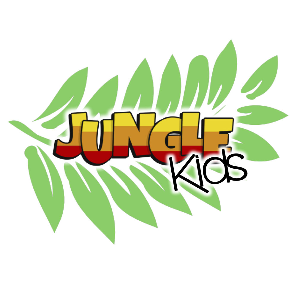 JUNGLE KIDS   (3 - 4 yrs.) Our youngest congregation learns about our world through fun Bible lessons and interactive songs. The Bible comes to life each week through memorable characters and fun activities!