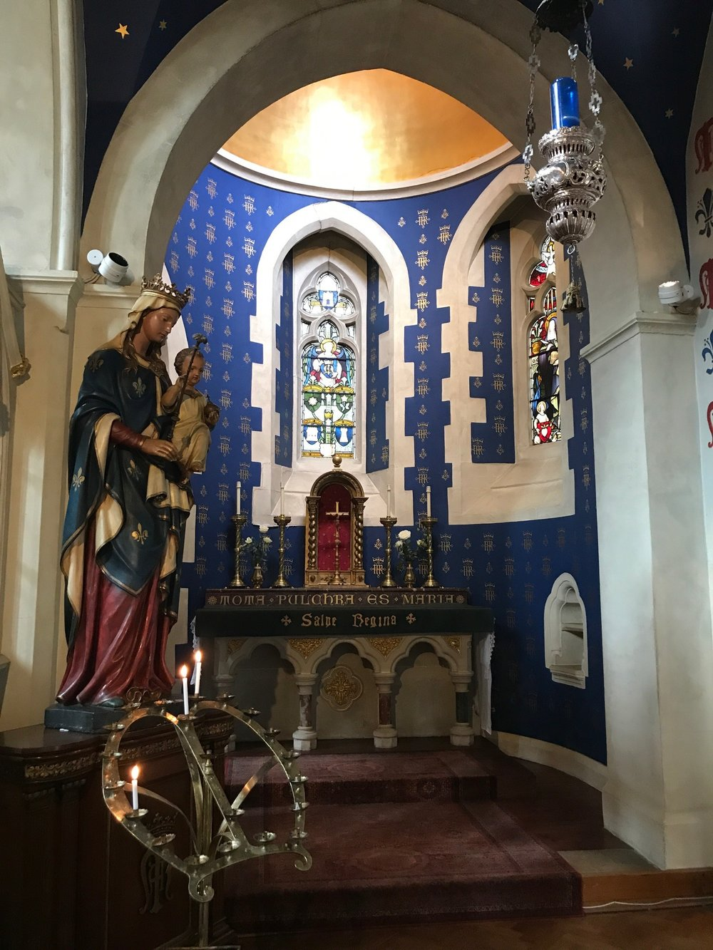 The Lady Chapel, The Oratory