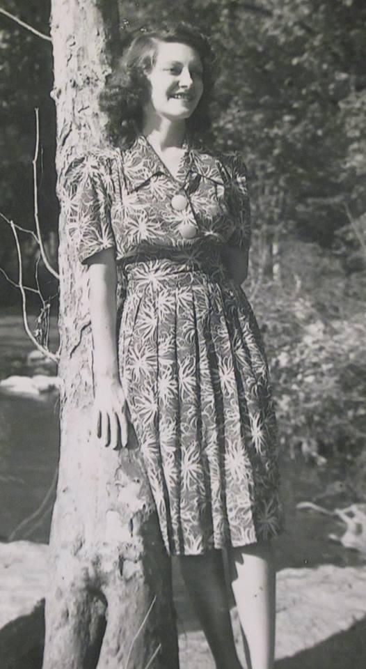 My great aunt Leona