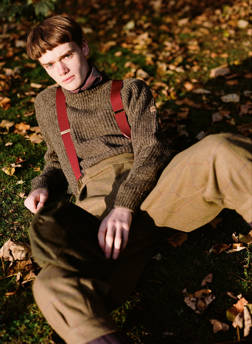 Isaac for Stewart Christie.