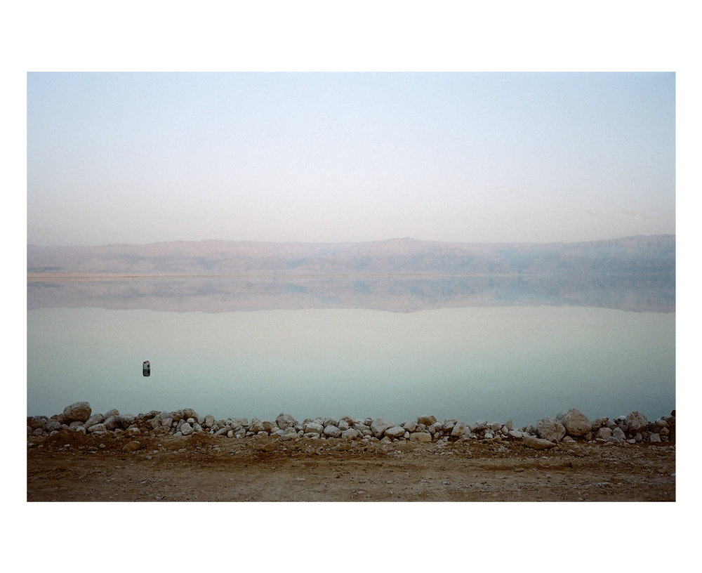 The Dead Sea, Israel.