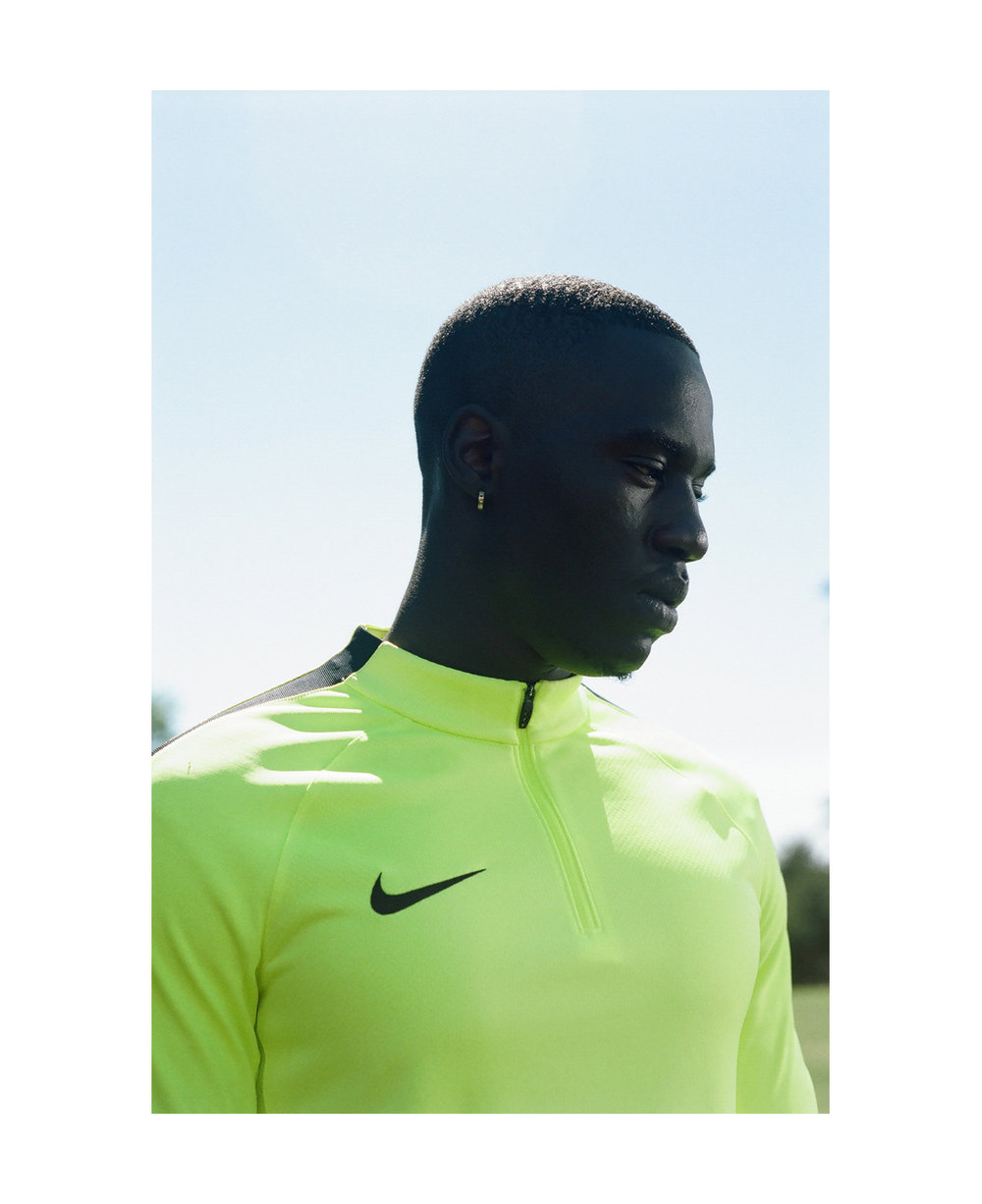 Nike Soccer Training AW16.
