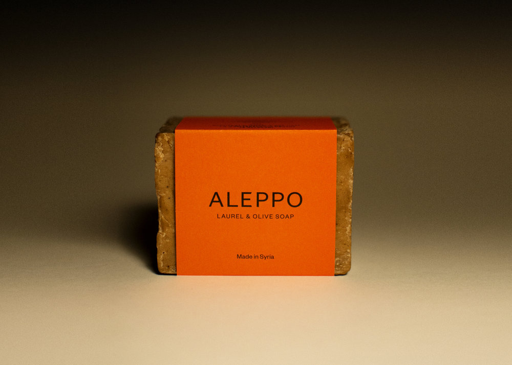 Aleppo Soap ©Aleppo IVS, 2017