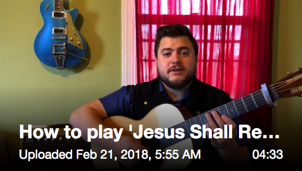 Watch Zach's guitar tips.