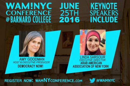 WAM!NYC 2016 conference