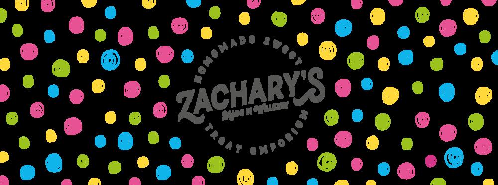 Zachary's Branding
