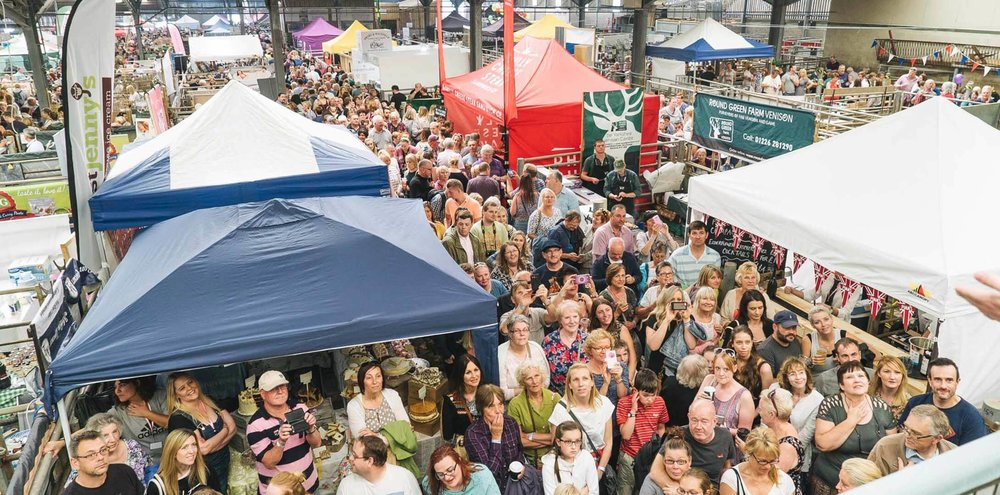 StrawberryToo-Yorkshire Dales Food & Drink Festival1