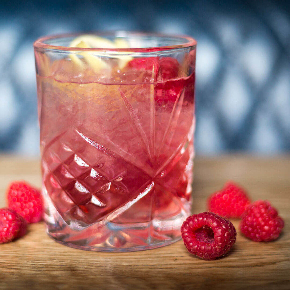 StrawberryToo - Shoot The Bull -rasberry-glass.jpg