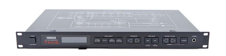 The Yamaha TX81Z