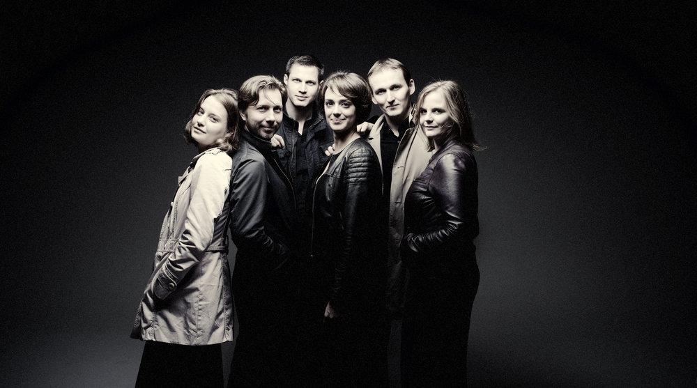 - Nikita Boriso-Glebsky | ViolinSolenne Païdassi | ViolinAndreas Hering | PianoDavid Cohen | CelloUxia Martinez Botana | Double BassDana Zemtsov | Viola