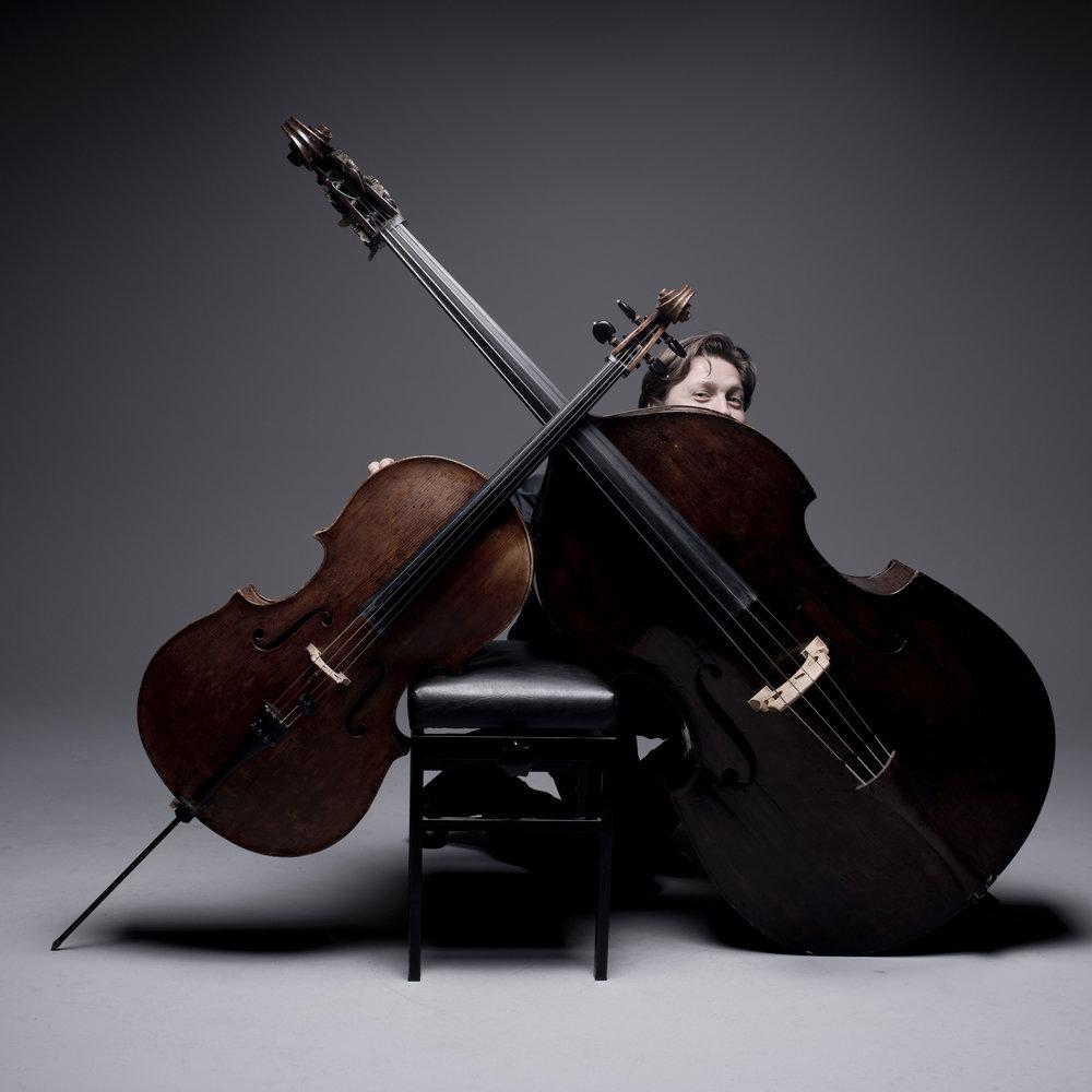 Rubik Ensemble - Nikita Boriso-Glebsky | ViolinSolenne Païdassi | ViolinAndreas Hering | PianoDavid Cohen | CelloUxia Martinez Botana | Double BassDana Zemtsov | Viola