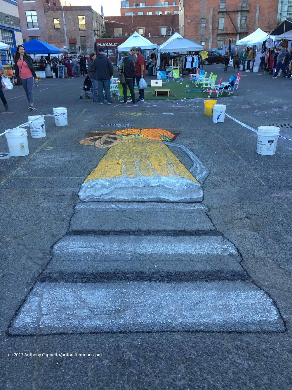 News Anthony Cappetto Art For After Hours D Street Chalk - 17 amazing works of 3d street art