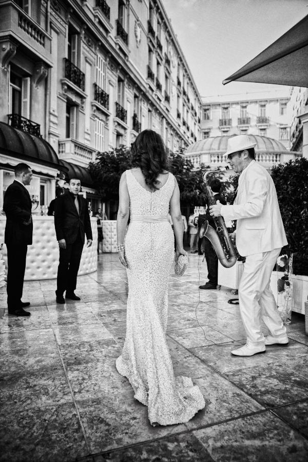 Серебряная Свадьба в Монте-Карло, Hotel de Paris. -