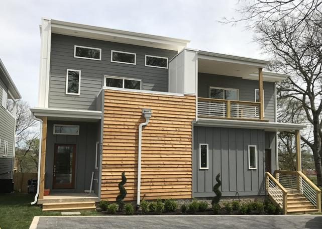 Byrum Avenue |Type: Multi-unit Townhome | Neighborhood: Wedgewood-Houston
