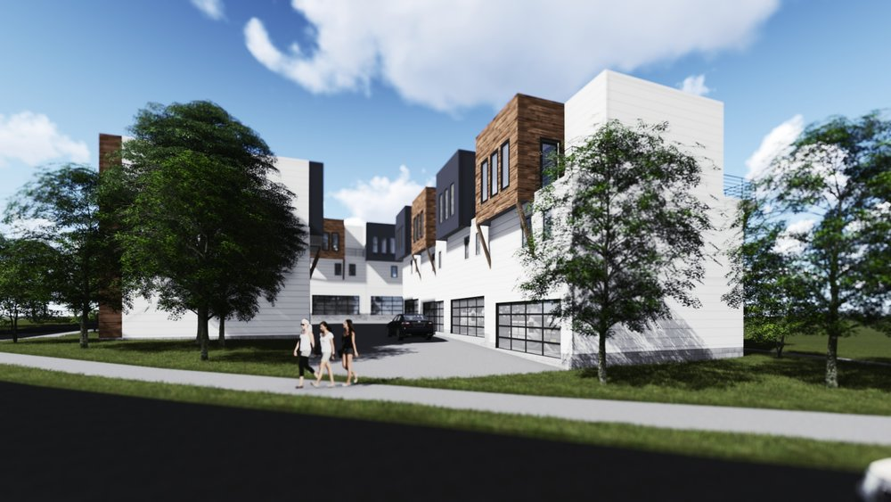 North River Lofts | Type: Multi-Family Townhomes |Neighborhood: North River