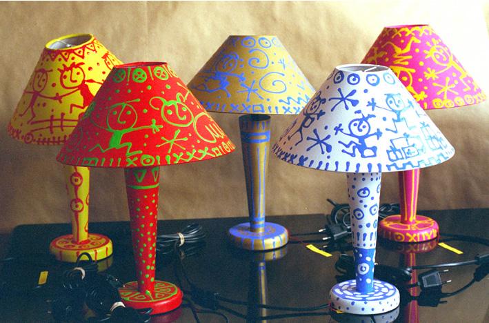 Copy of Lleine Lampen