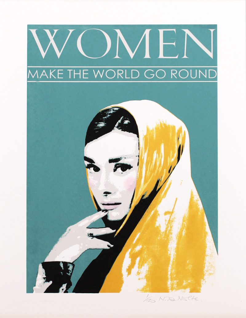 Copy of Women Make The World Go Round