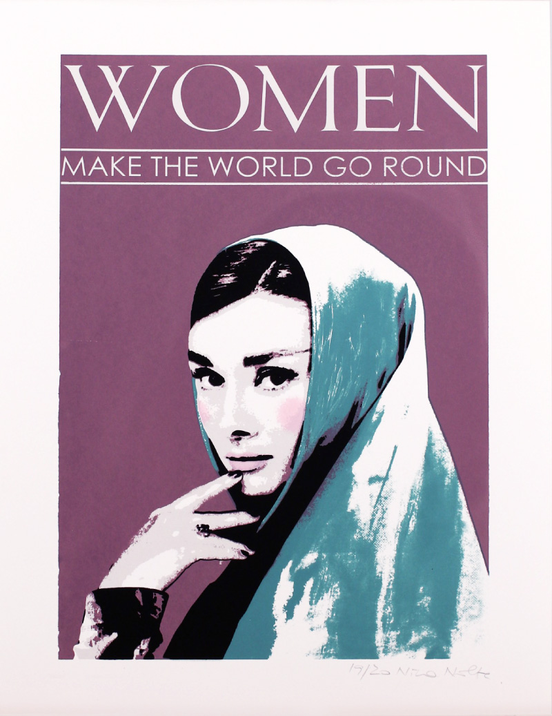 Copy of Women Make The World Go Round II