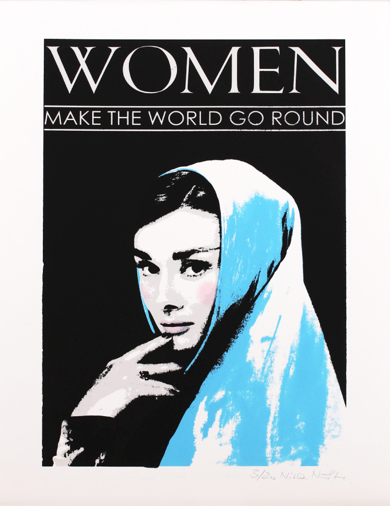 Copy of Women Make The World Go Round III
