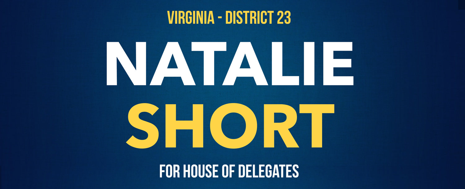 NATALIE SHORT FOR DELEGATE