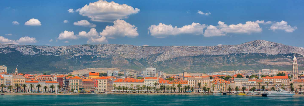 Split, Croatia.