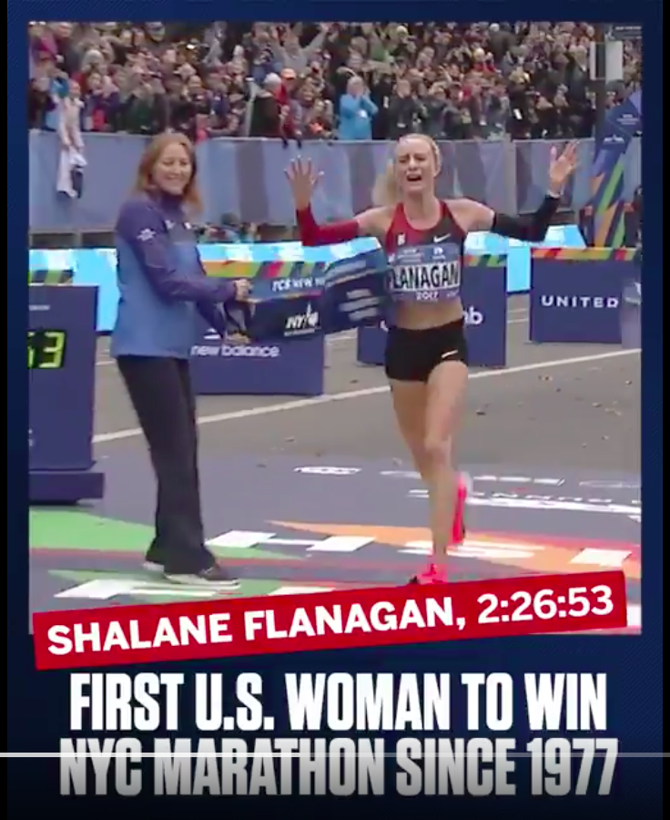 Check out the video of Flanagan's win.