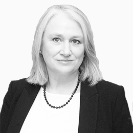 Heather McRae, Chief Financial Officer