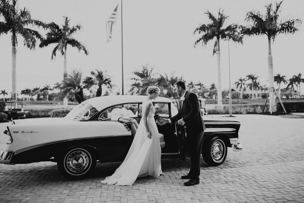Annie & Corey's Wedding at The Quarry in Naples, Florida