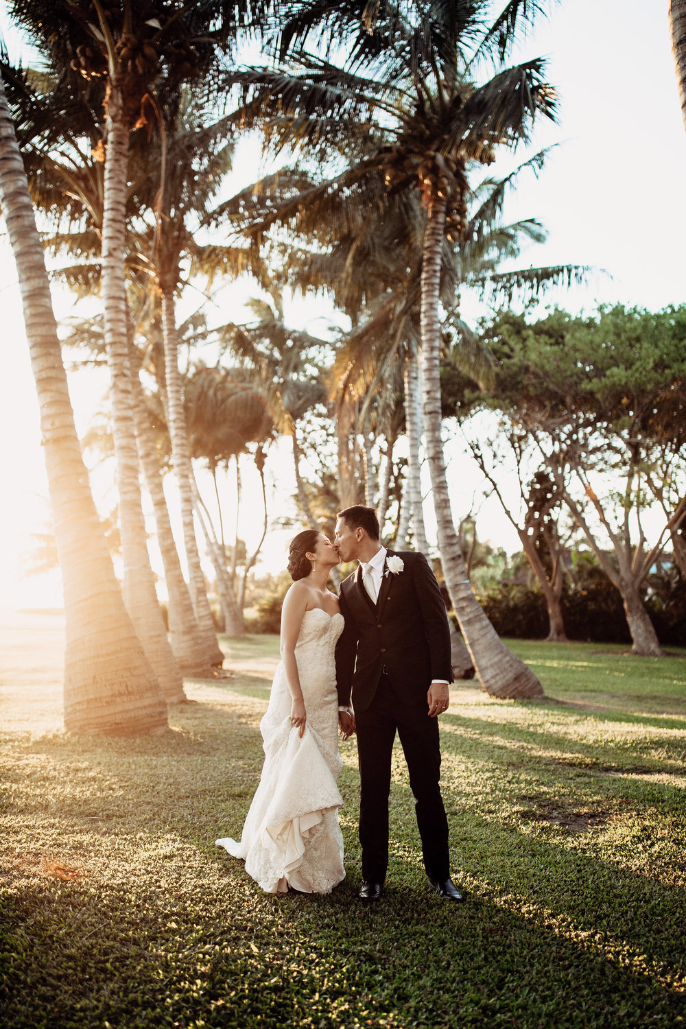 Olowalu Plantation House Wedding | Maui, Hawaii | Maya & Gen