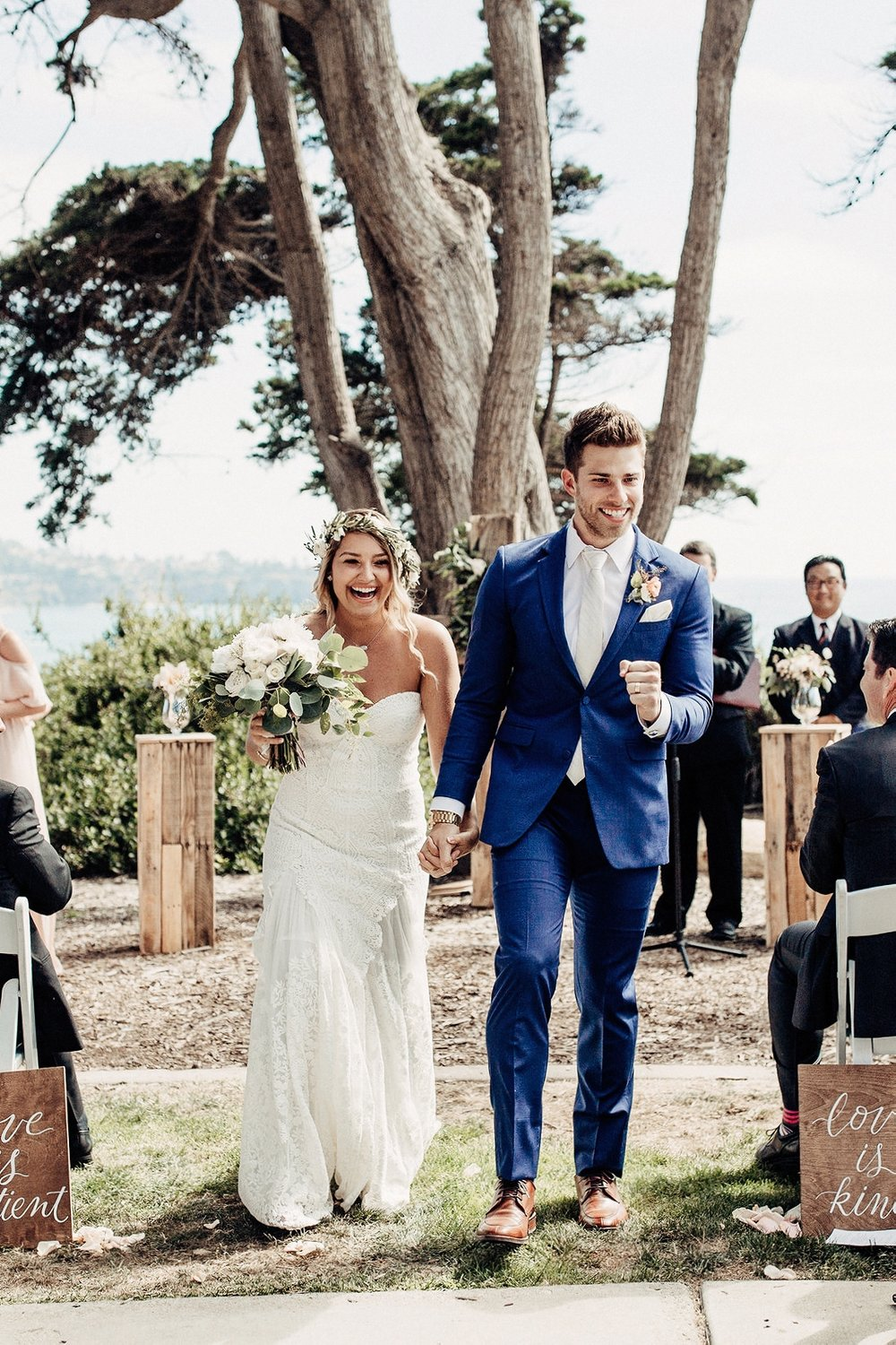 Martin Johnson House Wedding |La Jolla, California | Jess + Brock