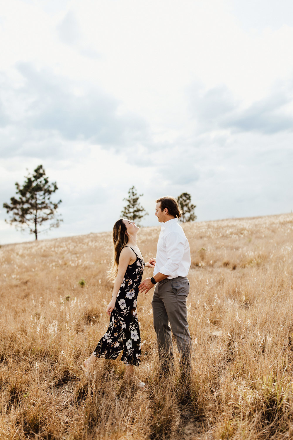 Sarah & Sam's Magical Engagement Session
