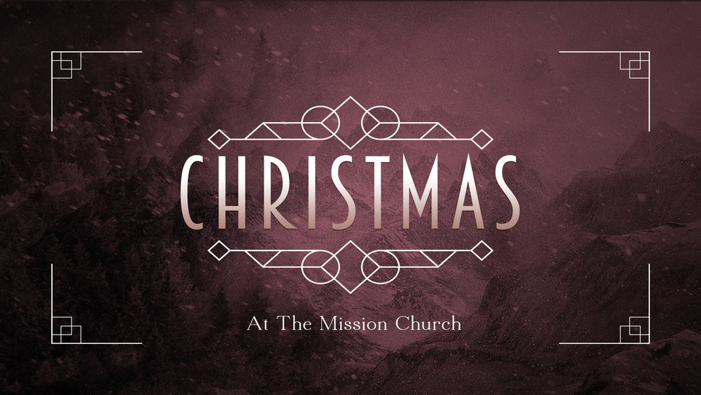 Christmas at The Mission Church in South Jordan Utah