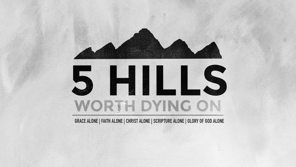 5 Hills Sermon Series at The Mission Church in South Jordan Utah
