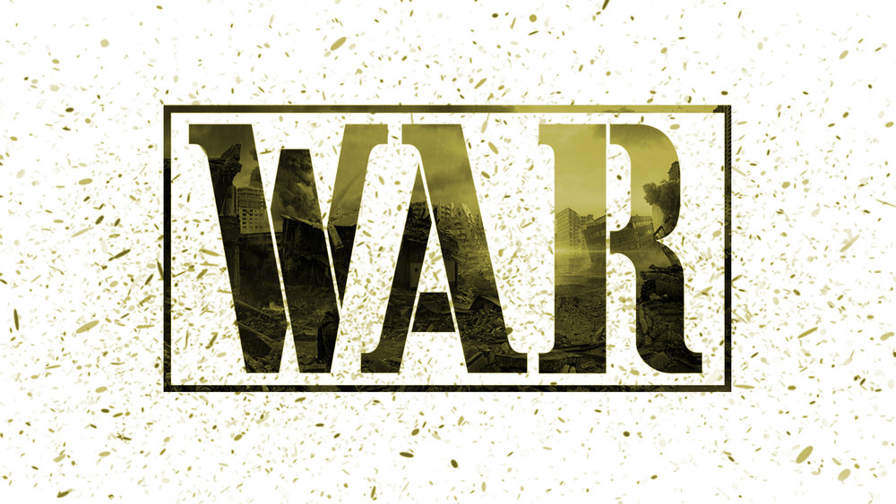 War Sermon Series at The Mission Church in South Jordan Utah