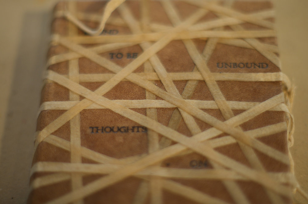 """Bound to Be Unbound, Thoughts on Censorship""  Interactive Project"