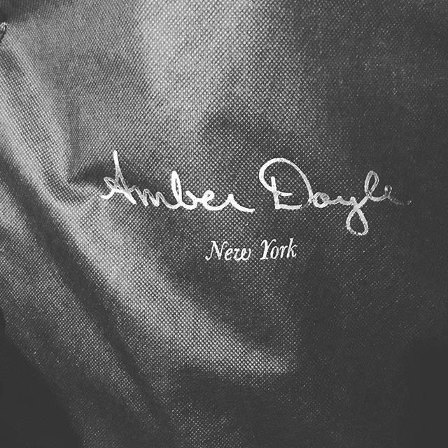 We can't wait to show you what's in these bags! For any and all your suiting needs go see @amber_doyle_ she is just incredible and collaborating with her has been a dream💥🕴✨#styling #custom #jazz #suits #wardrobe #essentials