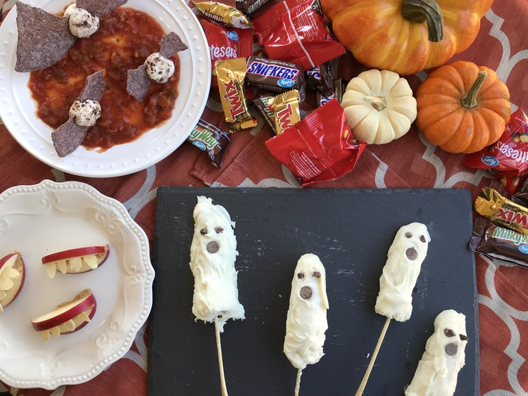 Easy, last-minute foods for a festive Halloween spread —