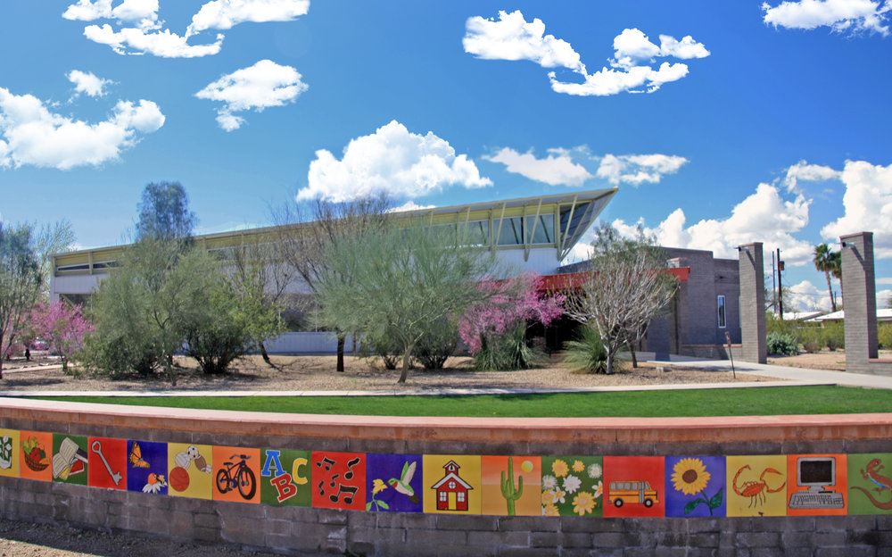 Martha Cooper Library