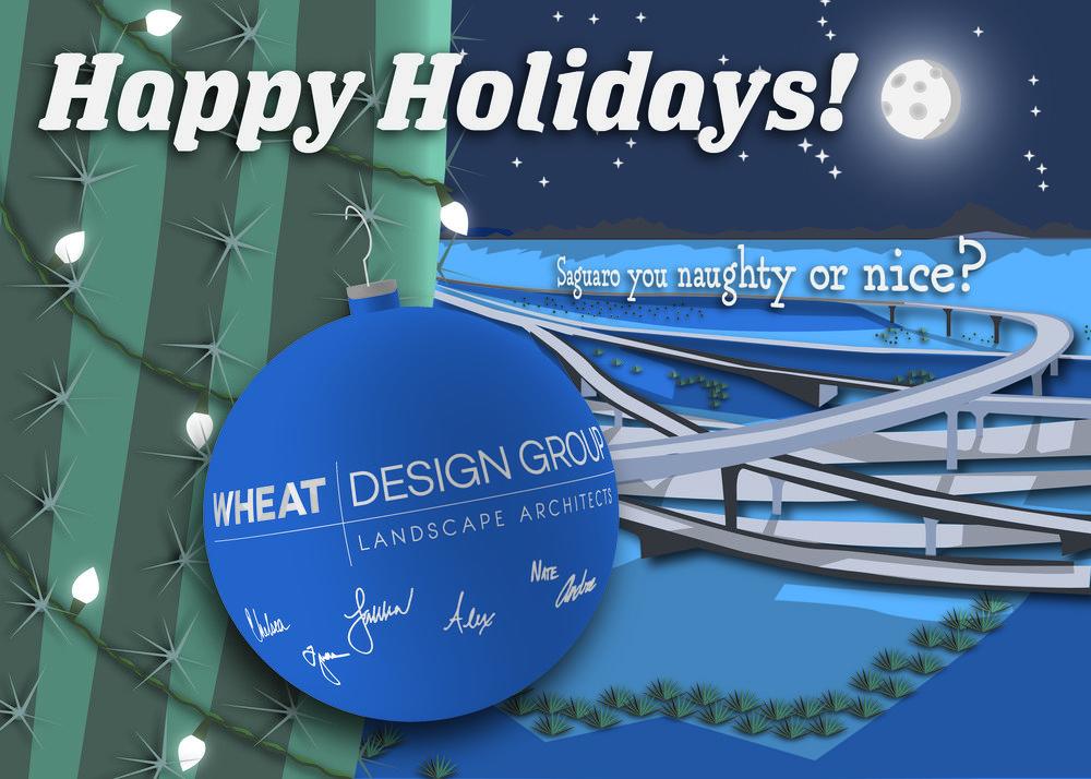 WDG Holiday Card 2018