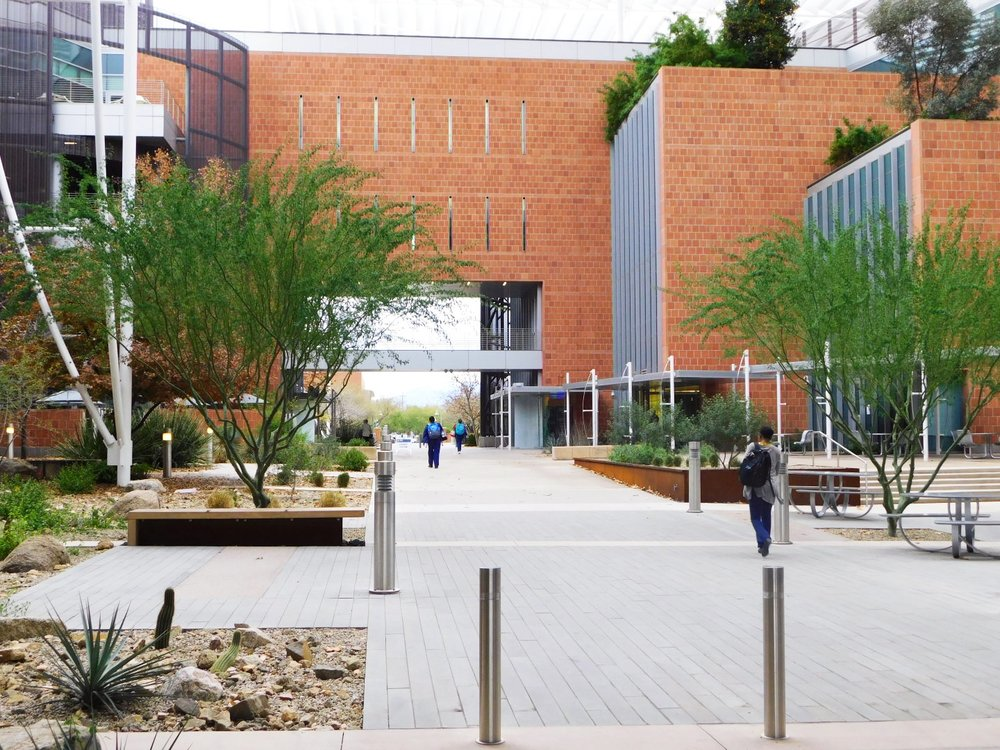 University of Arizona - Bioscience Research Laboratory
