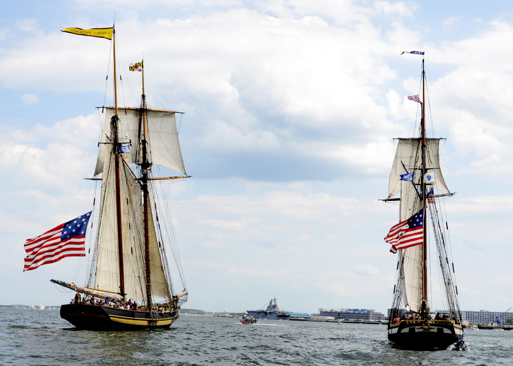 Travel with the MBTA for Sail Boston 2017 - June 17-22, 2017