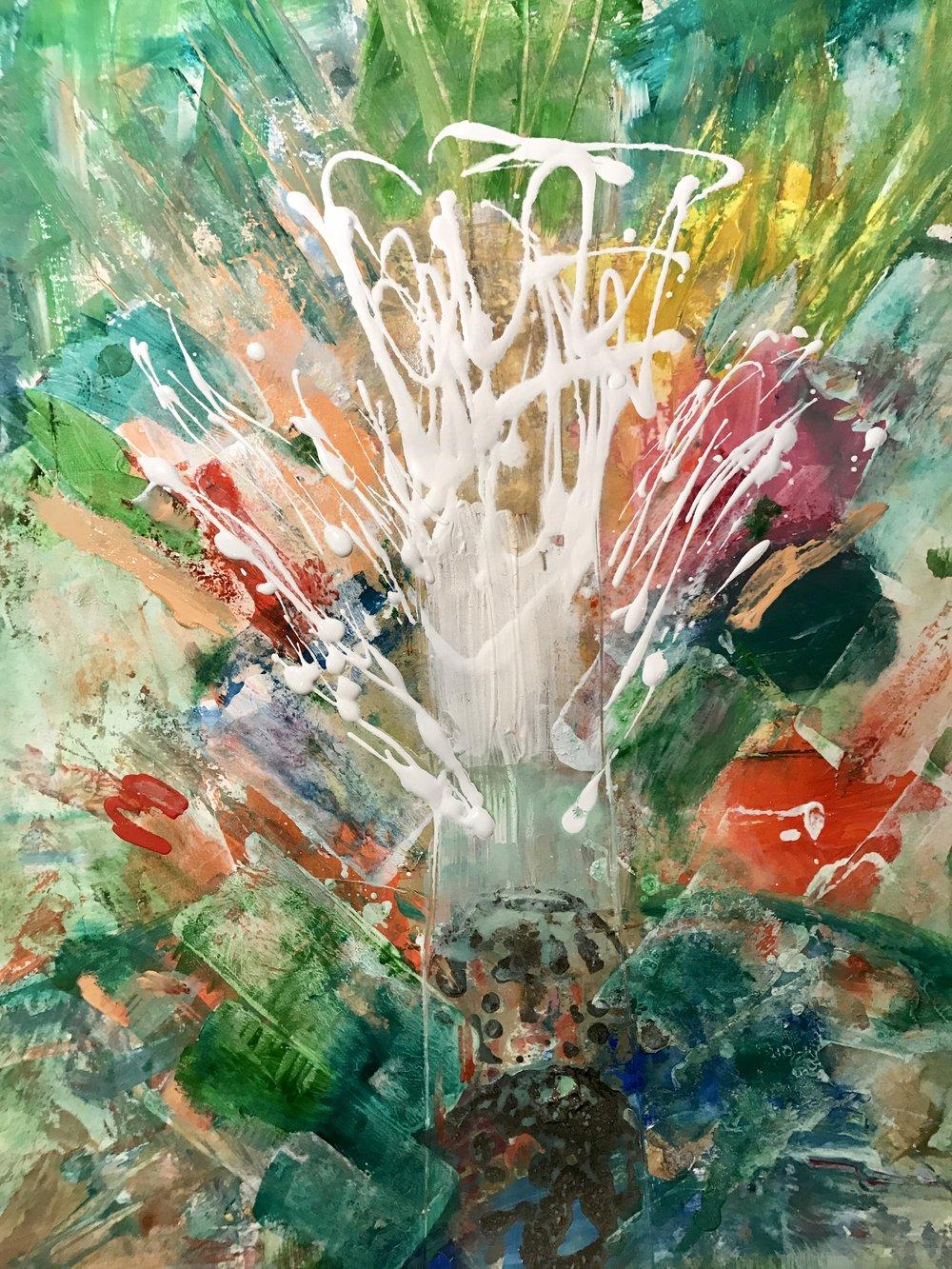 Explosive Bouquet