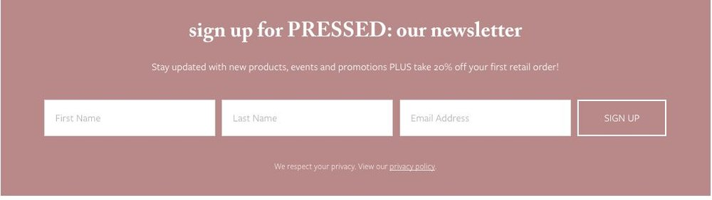 Alternatives to Calling your Newsletter a Newsletter | PRESSED